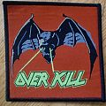 """Overkill - """"Under The Influence"""" Patch"""