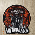 """Windhand - Patch - Windhand Patch """"Satan Surrounds You"""""""