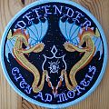 "Defender - ""City Ad Mortis"" Patch"