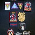 Small Mercyfull Fate/Venom/Sabbat/Eurynomos/Nifelheim Patches