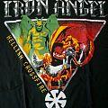 "Iron Angel - ""Hellish Crossfire"" Shirt XL"