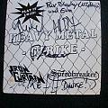"Iron Curtain / Speedbreaker ""Heavy Metal Strike"" Split EP"