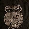 "Sabbat (JPN) - TShirt or Longsleeve - Sabbat - ""...For Satan, And Sacrifice... XL"