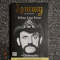 """Motörhead - Other Collectable - Lemmy - """"White Line Fever"""" Book"""