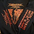 "Slaughtered Priest - ""Iron Chains And Metal Blades"" Sweatshirt XXL"