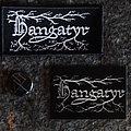 Hangatyr - Logo Patch, Button & Sticker