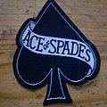 "Motörhead - ""Ace Of Spades"" Patch"