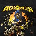 "Helloween - TShirt or Longsleeve - Helloween - ""Walls Of Jericho"" Shirt"