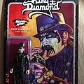 King Diamond - Other Collectable - King Diamond Action Figure