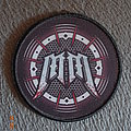 Metal - Patch - Metal Mayhem - Round Emblem Patch