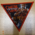 """Cannibal Corpse """"Eaten Back To Life"""" Triangle Patch"""