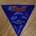 """Demon - Patch - Demon - """"The Unexpected Guest"""" Triangle Patch"""
