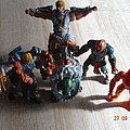 Masters Of Metal - Other Collectable - Masters Of The Universe Action Figures