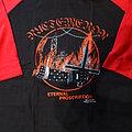 "Nuctemeron - TShirt or Longsleeve - Nuctemeron - ""Eternal Proscription"" Raglan Shirt"