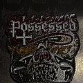 """Possessed - Pin / Badge - Possessed - """"The Eyes Of Horror"""" Enamel Pin"""