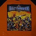 "Bolt Thrower - ""Warmaster"" Longsleeve XXL TShirt or Longsleeve"