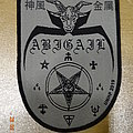 Abigail - Patch - Abigail Shield Patch