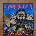 "Iron Maiden - ""Fear Of The Dark"" Patch"