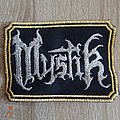 """Mystik - """"Logo Patch"""""""