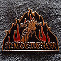 "Nuctemeron - ""Beastfuck"" Pin Pin / Badge"