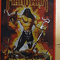 "Manowar - ""The Dawn Of Battle"" Patch"