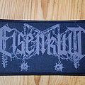 Eisenkult - Patch - Eisenkult Logo Patch