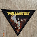 """Wolfmother - """"Wolfmother"""" Triangle Patch"""