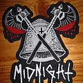"Midnight ""Metal Blade"" Patch"