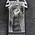 "Speedtrap ""Powerdose"" Shape Patch"