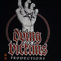Dying Victims - Underground Label Supporter Shirt XXL (Logo Shirt)