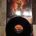 "Manowar - ""Kings Of Metal"" Black Vinyl Tape / Vinyl / CD / Recording etc"