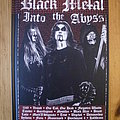 "Black Metal - Other Collectable - Black Metal ""Into The Abyss"" Book"