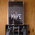 "Knife - Tape / Vinyl / CD / Recording etc - Knife - ""Locked In"" Tape"
