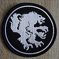 Satanic Warmaster - Werewolf Patch