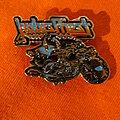 """Judas Priest - Pin / Badge - Judas Priest - """"Painkiller"""" Enamel Pin"""