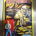 """Iron Maiden - Other Collectable - Iron Maiden Action Figure """"Piece Of Mind"""""""