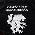 """Satanic Warmaster - """"Opferblut"""" Shirt XXL"""