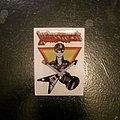 """Judas Priest - Pin / Badge - Judas Priest """"Halford"""" Pin"""