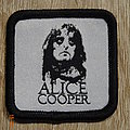 Alice Cooper - Patch - Alice Cooper Mini Patch