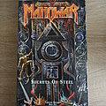 "Manowar - Tape / Vinyl / CD / Recording etc - Manowar - ""Secrets Of Steel"" Boxset"
