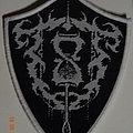 Totensucht Logo Shield Patch