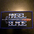 Angel Blade - Patch - Angel Blade Logo Patch