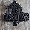 Idle Hands Logo Pin Pin / Badge