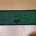 Ethel The Frog - Logo Patch green