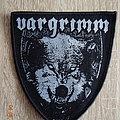Vargrimm - Wolfskopf Patch