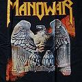 """Manowar - """"Battle Hymns"""" Shirt XXL"""