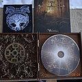 "XIV Dark Centuries - ""Waldvolk"" Wooden Boxset Tape / Vinyl / CD / Recording etc"