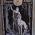 """Pagan Altar - Patch - Pagan Altar - """"Cry Of The Banshee"""" Backpatch"""