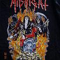 "Midnight - ""Drag Me Through Fire"" XXL Shirt"