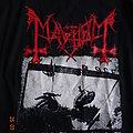 "Mayhem - ""Deathcrush"" Shirt XXL"